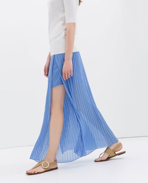 maxifaldas moda verano
