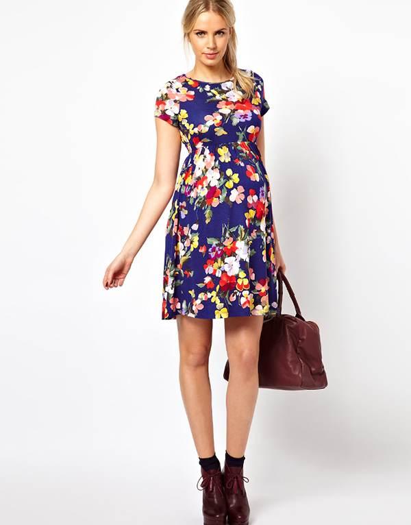 Moda premam 2014 modelos exclusivos para embarazadas for Moda premama invierno