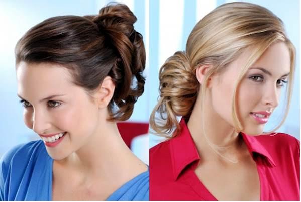 Peinados sencillos y naturales para mujer