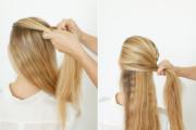 12 Peinados super fáciles para que te hagas tu misma!