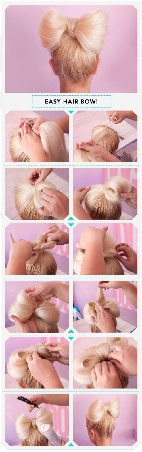 peinados hermosos y faciles