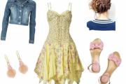 12 Buenas combinaciones de Outfits por la tienda Polyvore para días de calor