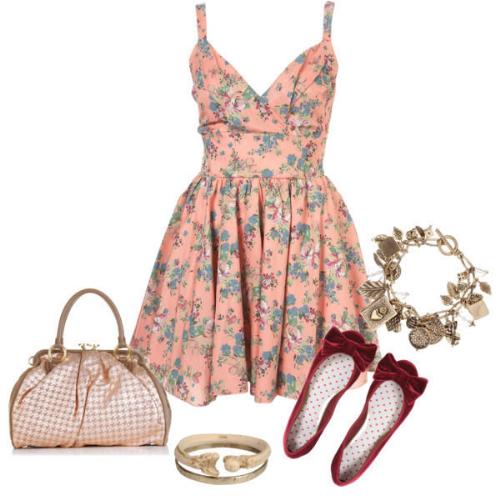 combinaciones outfits verano primavera