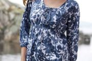 Vestidos casuales para embarazadas 2014