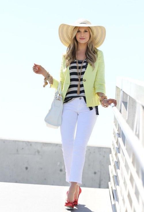 sombreros para verano