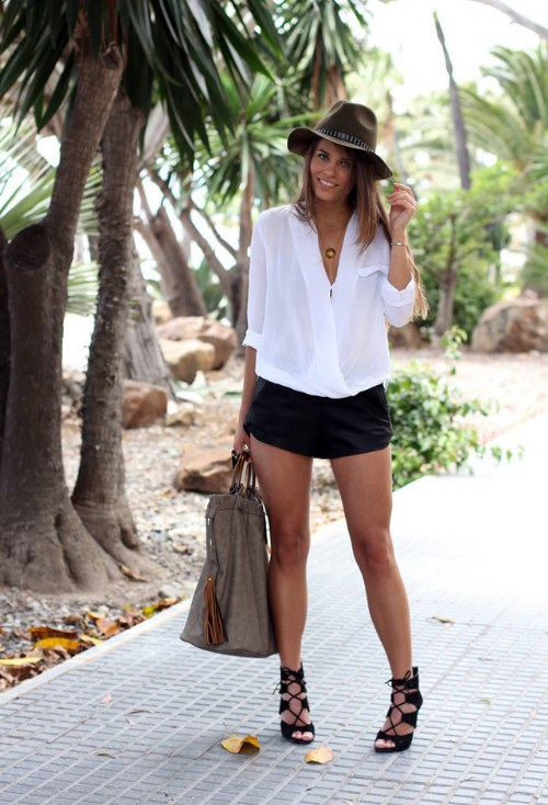 outfits casuales verano 2014