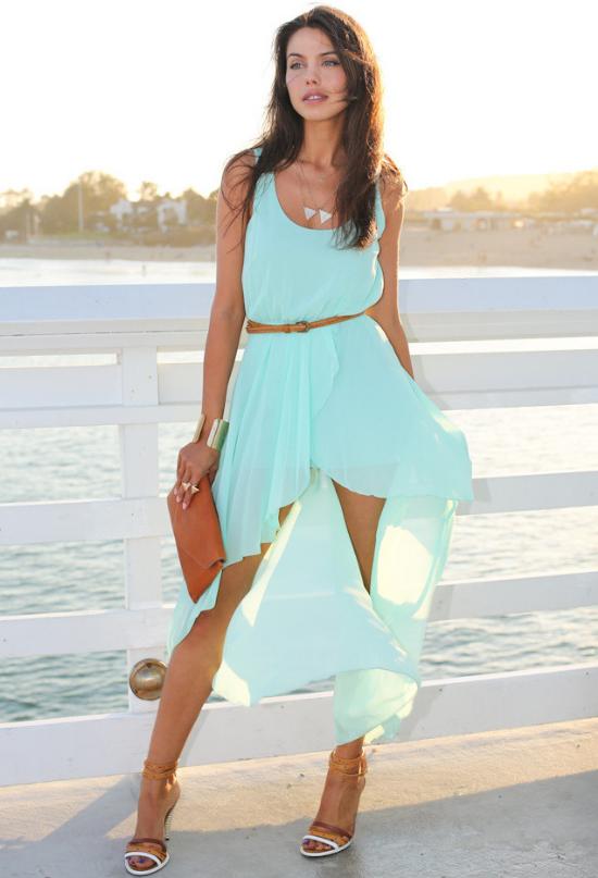 vestidos primavera cortos