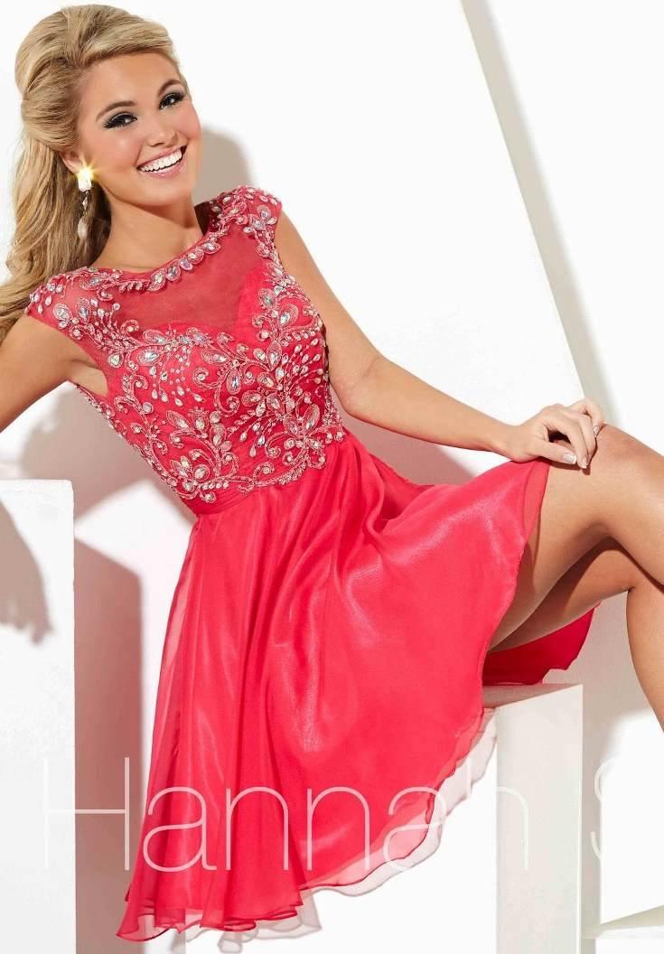 Tendencias en vestidos de fiesta 2015
