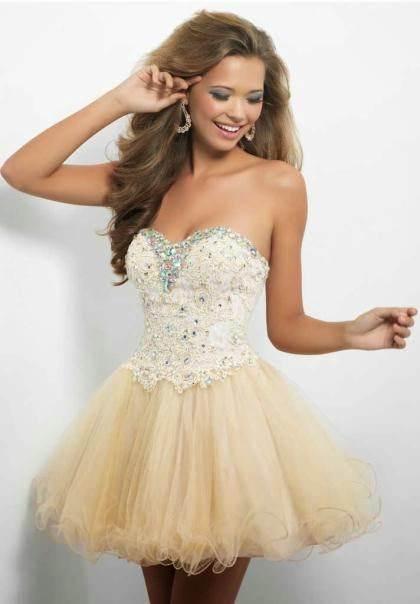 Magníficos vestidos de moda | Vestidos de cóctel