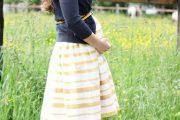 Preciosos vestidos corte imperio para embarazadas
