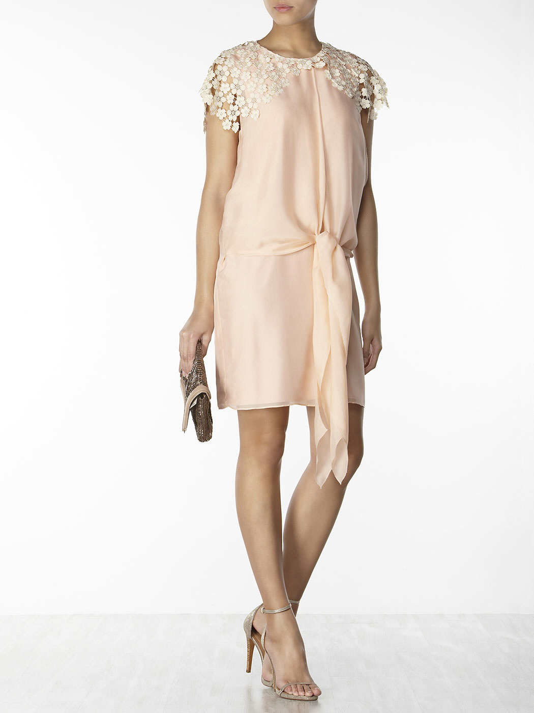 Impresionantes vestidos cortos para fiestas, moda 2014