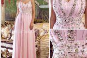 Elegantes vestidos largos para madrinas 2014