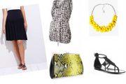 Look de moda para el trabajo: Moda embazadas