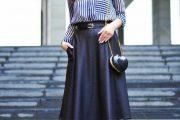 Vestidos de moda: Outfit de temporada 2015