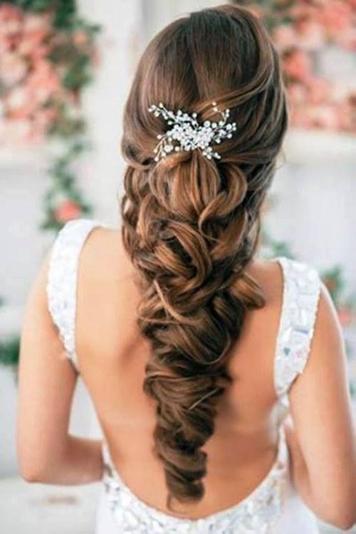 peinados cabellos largos