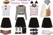 10 Combinaciones perfectas de Polyvore con faldas para este Verano!