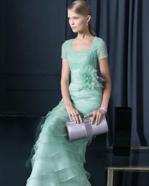 coleccion rosa clara vestidos 2014