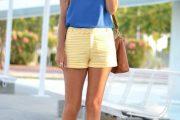 Las mejores combinaciones de Outfits con Shorts confortables para el Verano