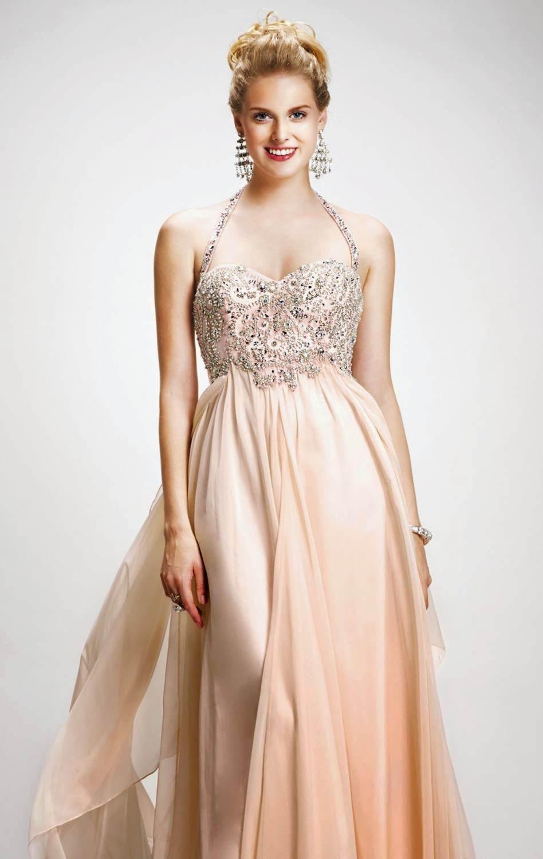 ¡Más modelos de vestidos elegantes de graduación!