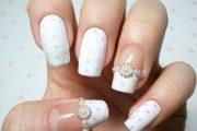 Las mejores 10 ideas para decorar tus uñas en el día de tu boda