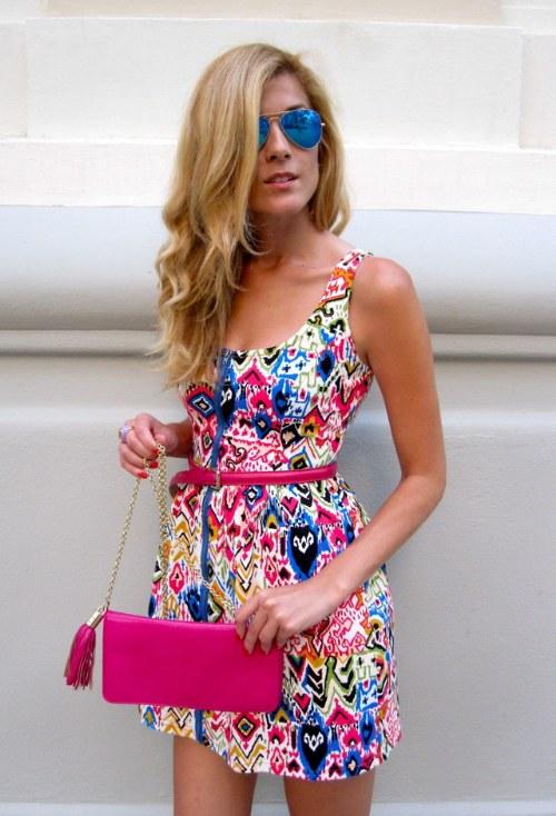 Fascinantes vestidos casuales cortos para usar todo el Verano!