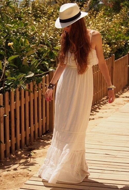 vestidos maxi verano moda 2014