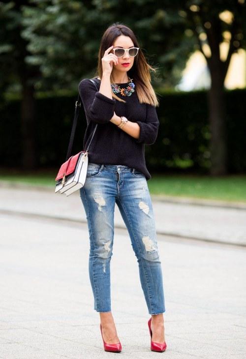 atuendos para ir al trabajo mujeres moda otoño