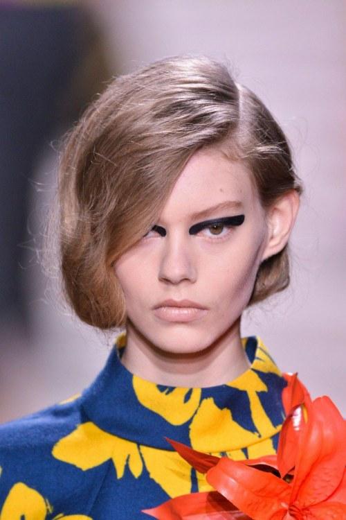 estilos cabellos cortos pasarelas