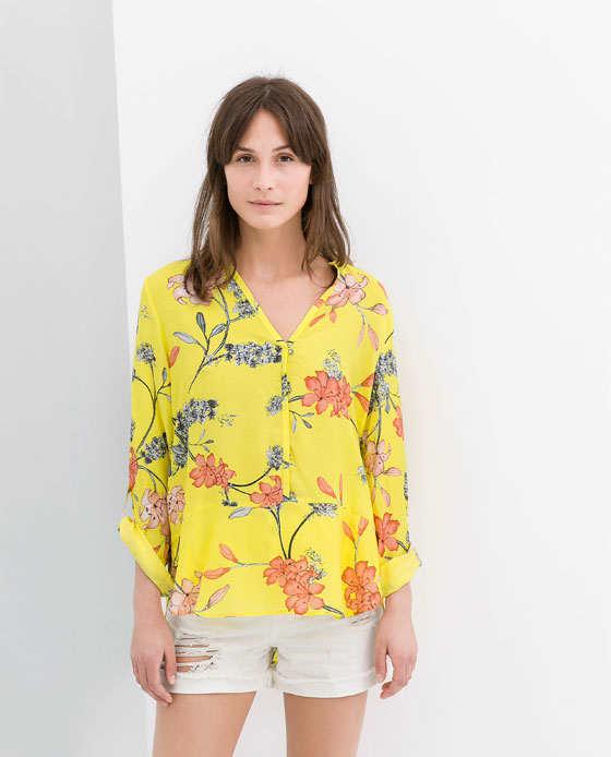Camisas de mujer, verano 2014