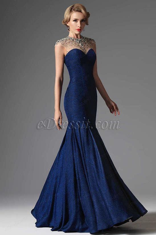 Vestidos para noche de gala 2014