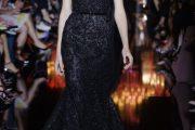 Colección de Elegantes vestidos por Elie Saab Couture Otoño 2014