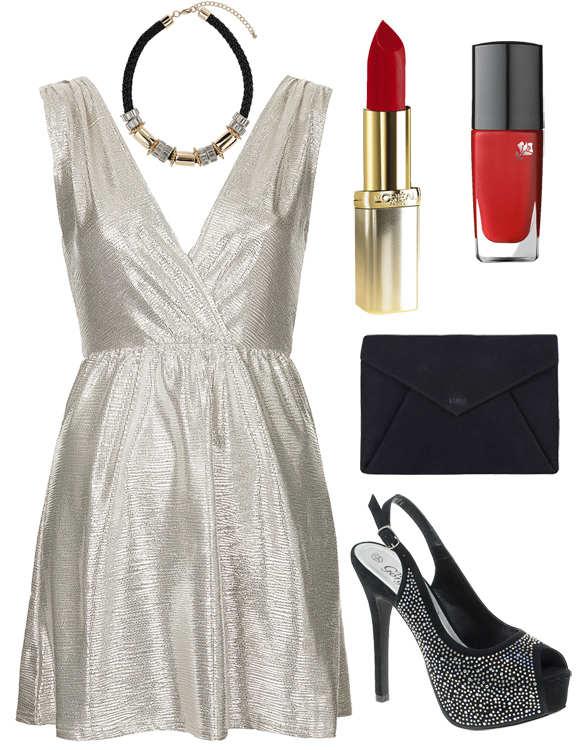 Vestidos cortos y atractivos, ideales para fiestas de verano