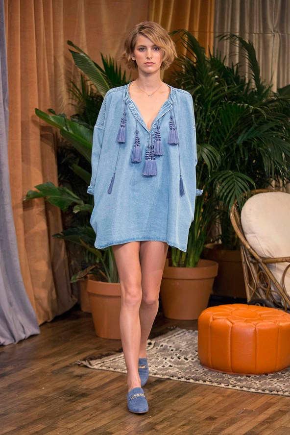 Moda vestidos H&M 2014, elegantes diseños