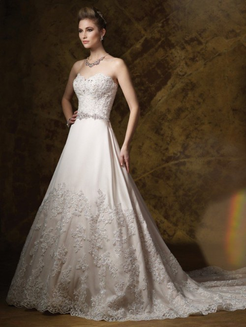 coleccion vestidos novias boda james clifford