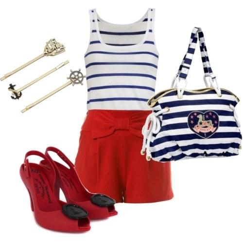 moda nautica para verano 2014