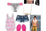 Los mejores Outfits de Polyvore para ir a la playa en el Verano