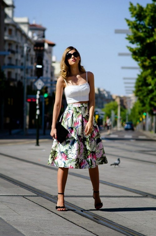 mejores outfits para el verano
