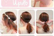 Encantadores tutoriales de Peinados estilo Boho para chicas