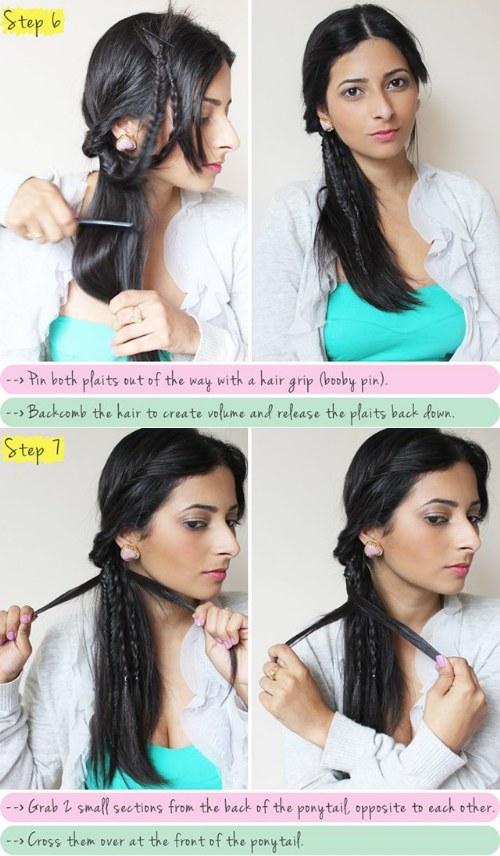 tutoriales peinados boho verano
