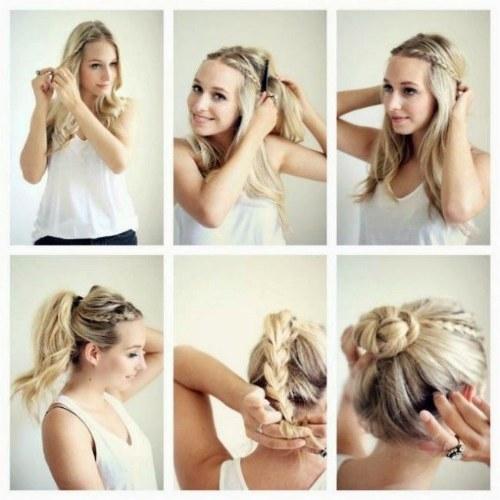 peinados tutoriales paso a paso verano