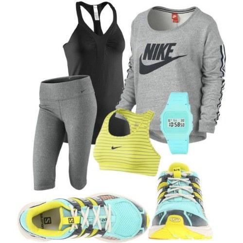 Mejores combinaciones en Ropa deportiva para chicas fitness como tu!