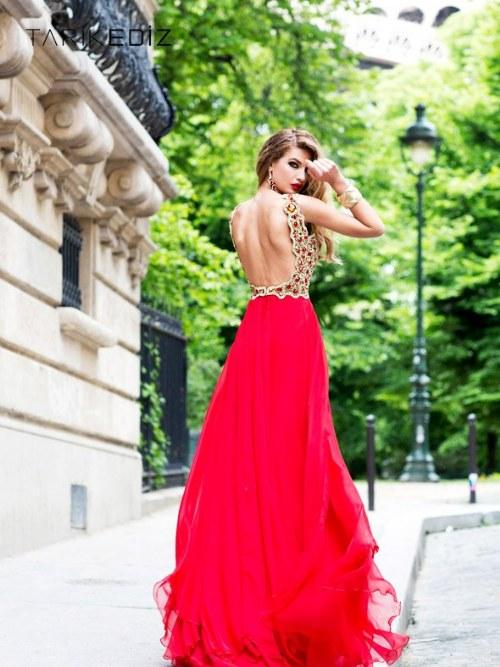 tarik ediz coleccion vestidos glamorosos
