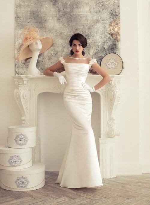 tatiana kaplun 2014 coleccion vestidos de boda novias
