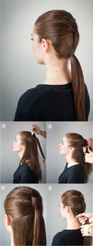 fabulosos tutoriales peinados