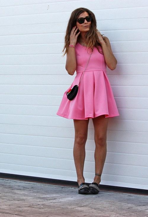 vestidos para cita por la noche verano