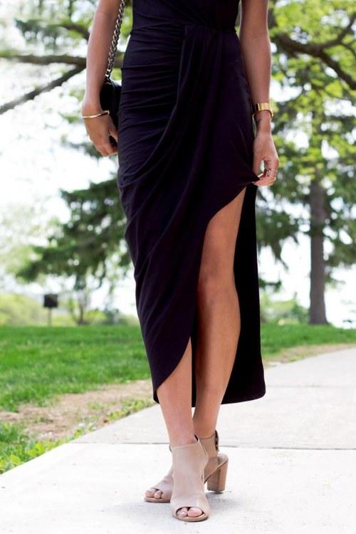 Salte de un aprietos de no saberte que poner con un Vestido Negro!