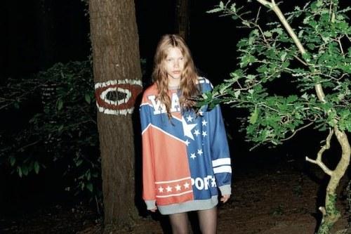 bershka catalogo otoño invierno 2014