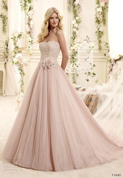 colet vestidos de novias 2015