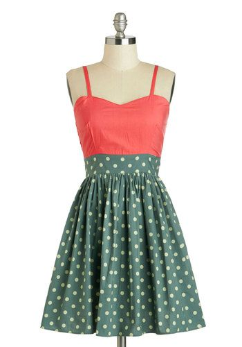 Hermosos vestidos combinados de dos colores