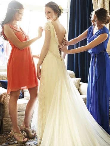 Bellos vestidos para ir de bodas, lucirás espectacular!!